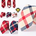 Corbata de colores estilo Escocesa